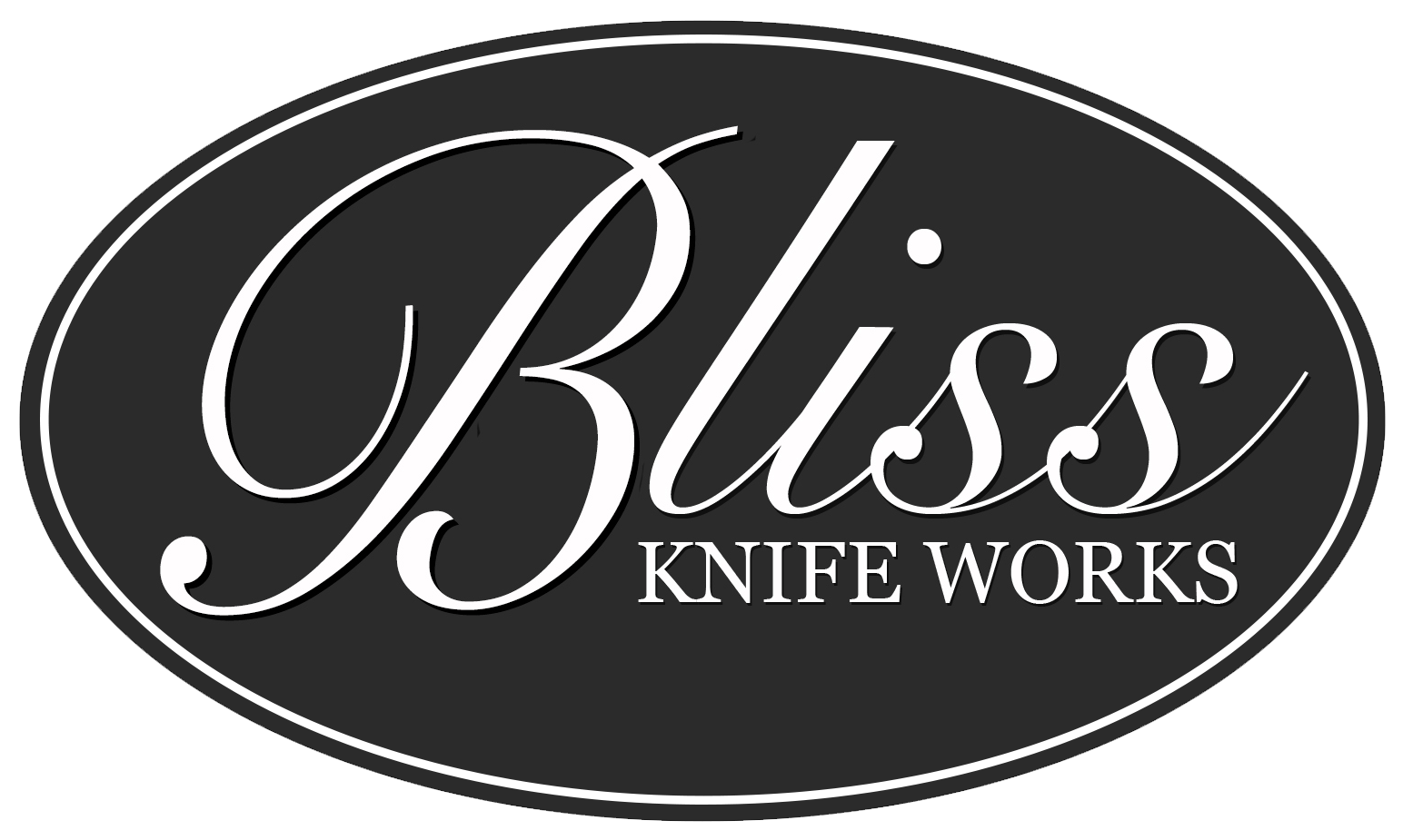 BLISSKNIFE WORKs Sticker